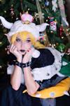 Christmas Bowsette II