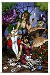 J Scott Campbell Alice Color
