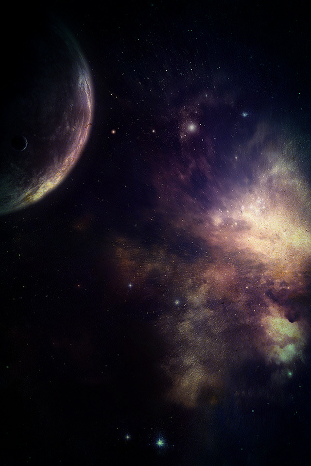 Nebula iPhone Wallpaper by LabsOfAwesome on DeviantArt