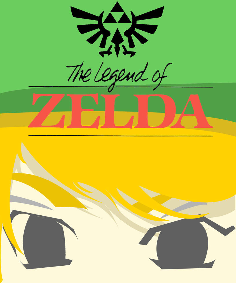 Legend of Zelda. That is all. by LabsOfAwesome