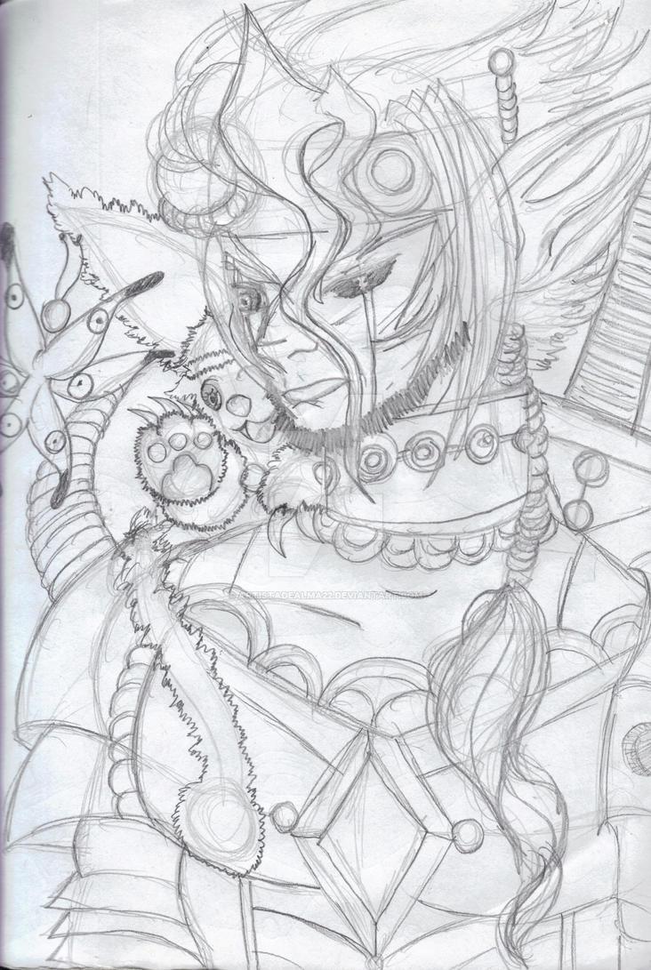 Adrian Re-Draw Two by ArtistaDeAlma22
