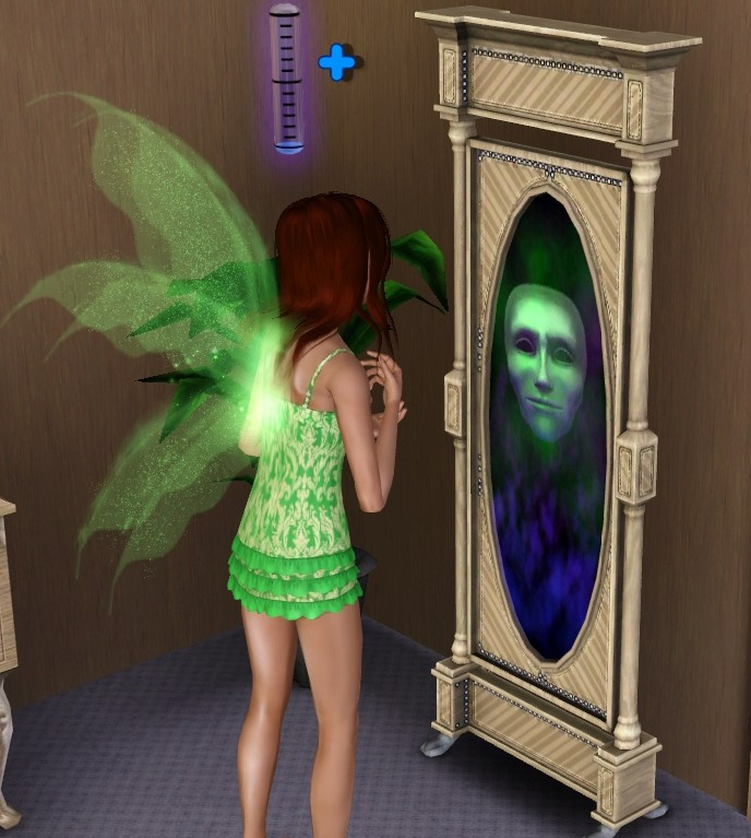 how to buy a coffin night life sims 3