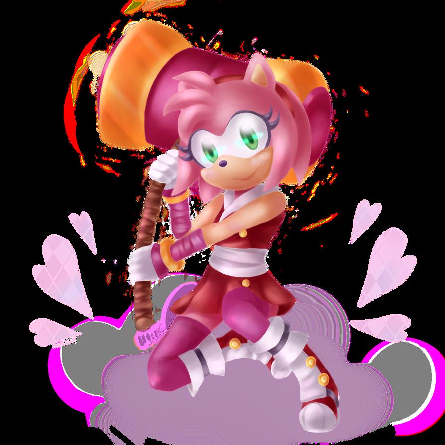 Sonic Boom :: Amy Rose by Amalika on DeviantArt