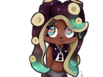 Marina by colourpastelpuppy