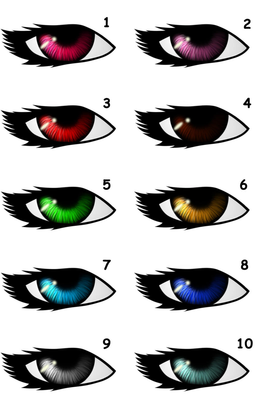 EyEs by S-Lioness