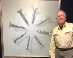 Eight Wood Screws