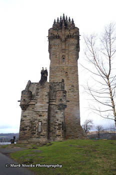 The National Wallace Monument - 29.03.15