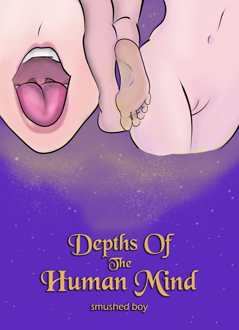 Depths Of The Human Mind (new comic). by SmushedBoy