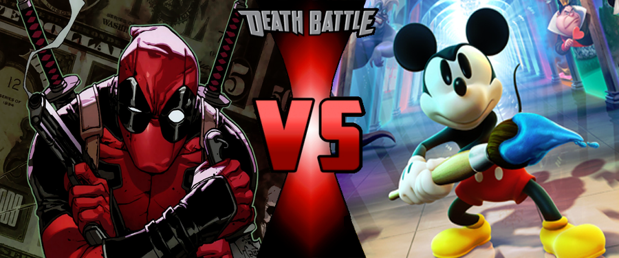 81646f8e728f6 Deadpool vs. Mickey Mouse  Prelude (Part 2 of 2) by ToonGamer619 on ...