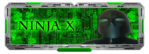 Ninja-X Banner
