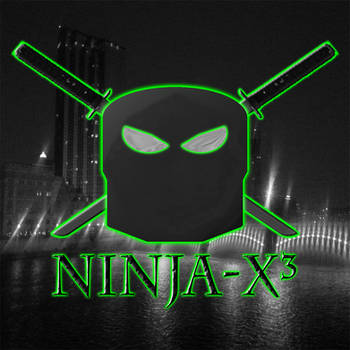 Ninja-X New Mask Logo