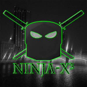 Ninja-X New Mask Logo