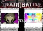 Death Battle Medusa Gorgon vs Ragyo Kiryuin