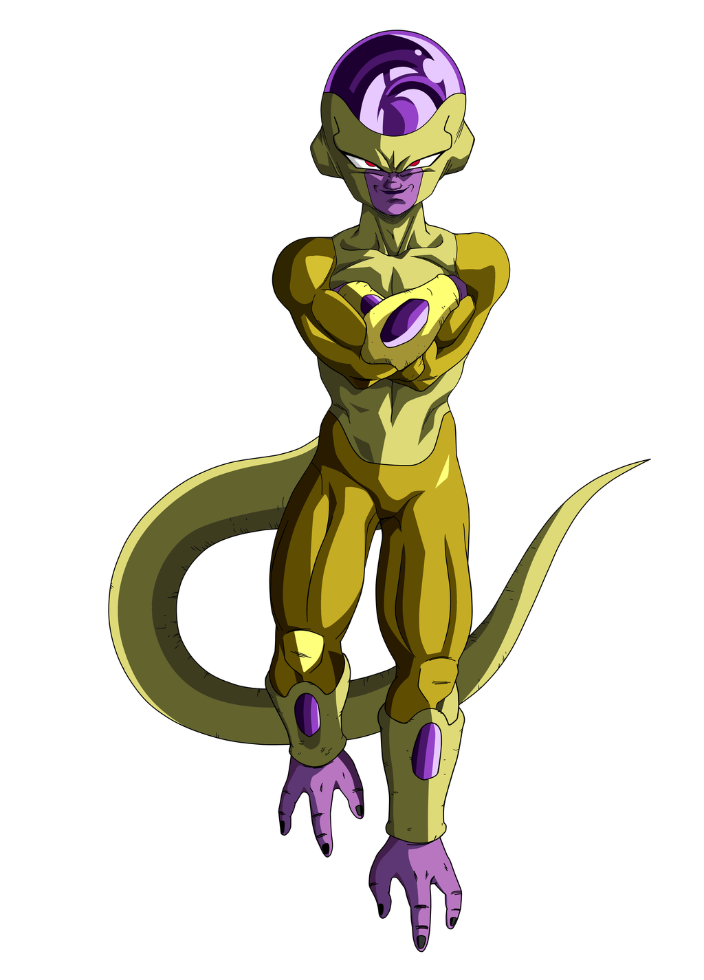 Golden Dragon Ball Z Frieza