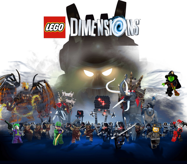 lego dimensions wallpaper  Lego Dimensions All Villains by ryokia96 on DeviantArt