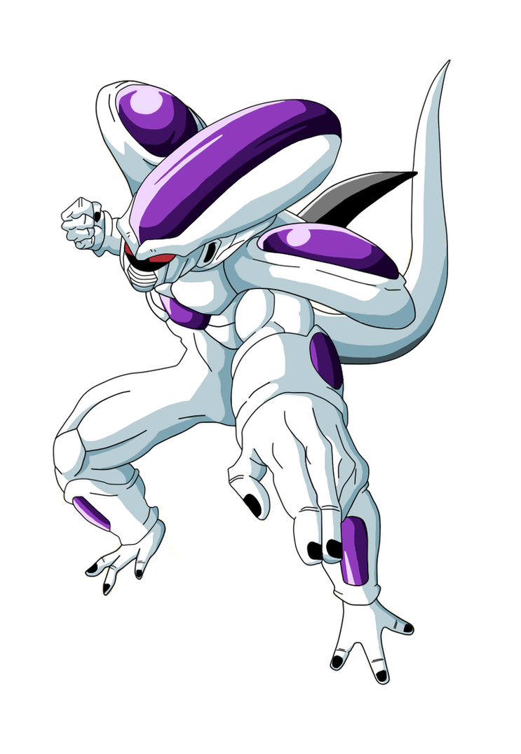 Frieza 6th Form by ryokia96 on DeviantArt