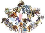 Digimon Frontier Team
