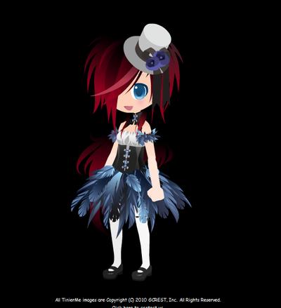 Nemi outfit by XxShilo-chanxX