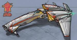 Speeder ship