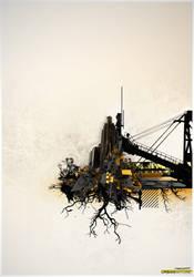 Urban Nature by meskalGraphics