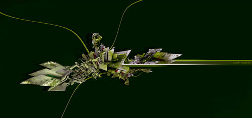 CyberStation by meskalGraphics