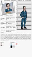 Character Sheet 007 - Richard