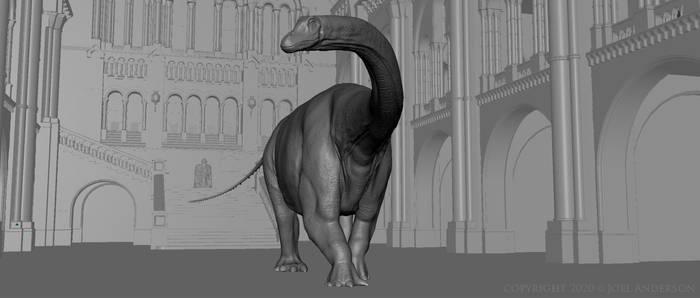Diplodocus 2