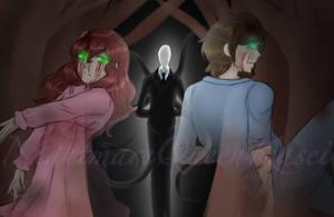 {CreepyPasta} Deep In The Woods by NightmareQueenKasei