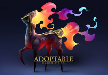 [CLOSED] Adoptable | Sacred Galactinus by lBlacKiE-MaiDeNl