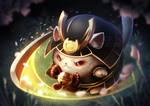 Commission | White Katto Samurai