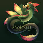 [CLOSED] Adoptable Auction | Veridant Slither