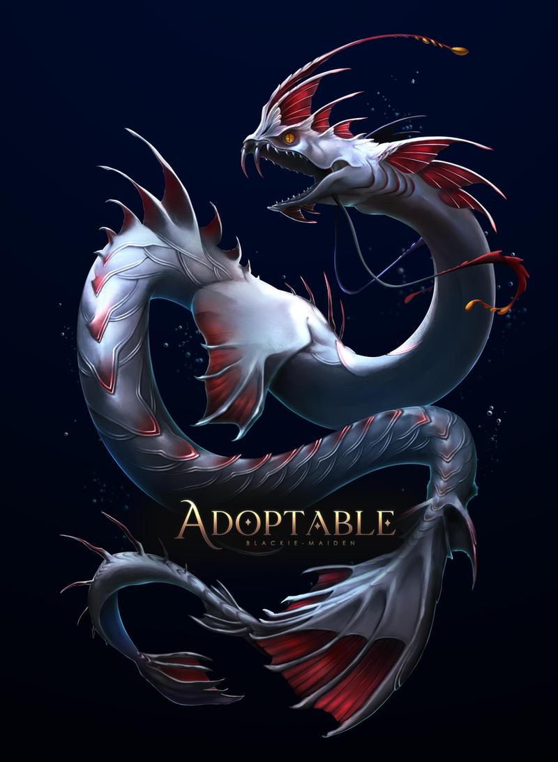 [CLOSED] Adoptable Auction | Abyssal Aqoara