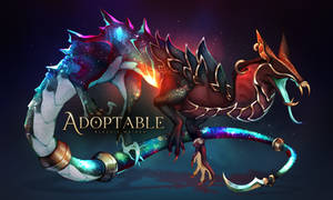 [CLOSED] Adoptable Auction | Shards of Rebirth