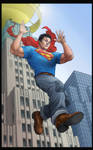 Action Comics 4 Variant cover