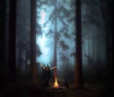 The Dark Dance by Larimar