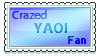 Yaoi stamp by Larimar