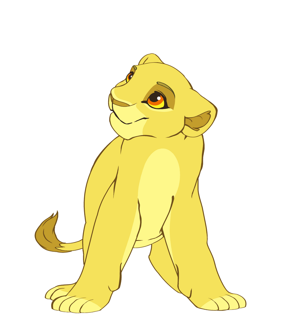 Young Female Lioness Base By Xnvy-Adoptables On