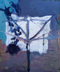 Clothes Horse by brucewilliamsgallery