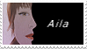 Orphan Black Stamp - Aila (The Abandoned) by OBTheAbandoned