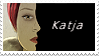Orphan Black Stamp - Katja (The Abandoned) by OBTheAbandoned