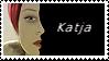 Orphan Black Stamp - Katja (The Abandoned) by OBTheAbandoned