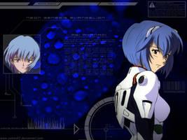 Neon Genesis Evangelion - Rey by Yukito85