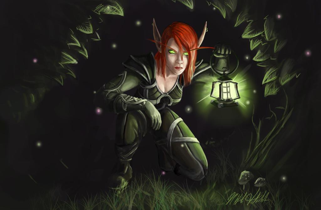 Creeping Fehl by LittleFoxStudio