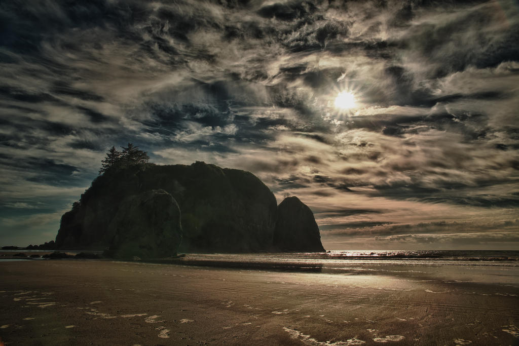 Ruby Beach 2 by arnaudperret