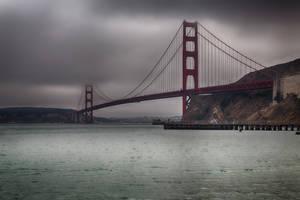 Golden Gate Bridge 2 by arnaudperret