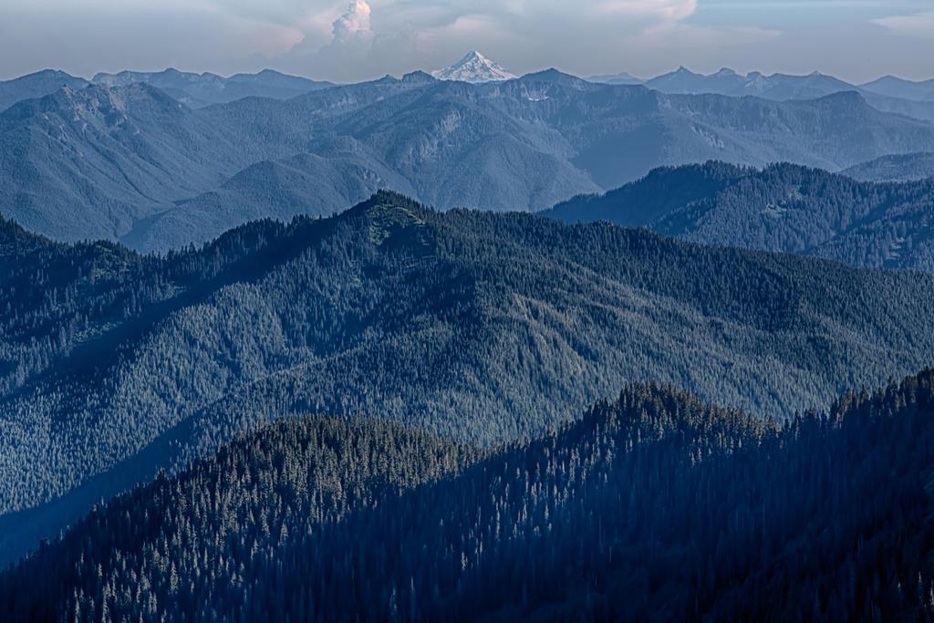 Mount Hood by arnaudperret