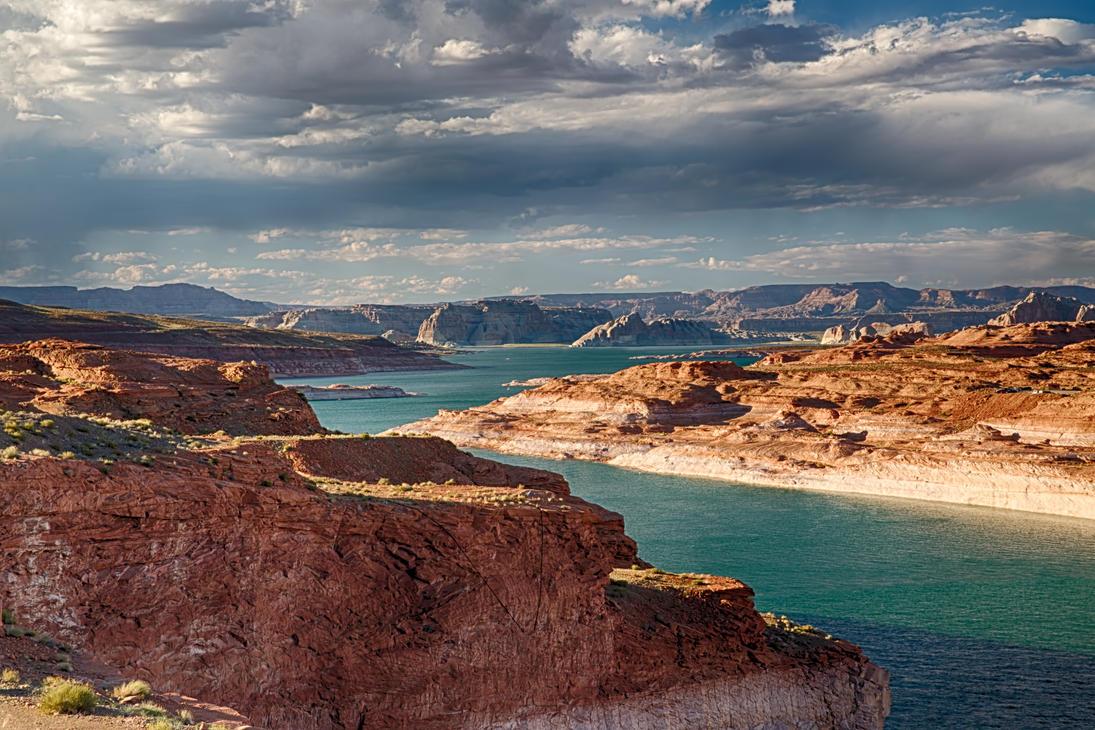 Lake Powell by arnaudperret