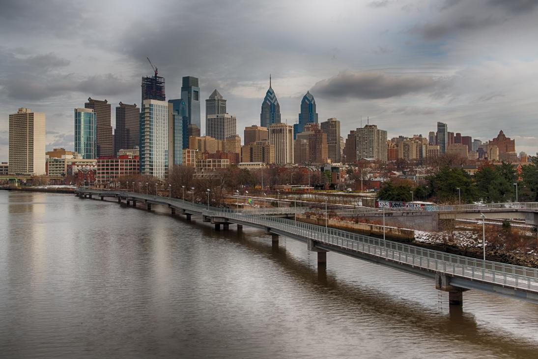 Philadelphia by arnaudperret