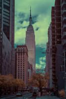 Empire State Building by arnaudperret
