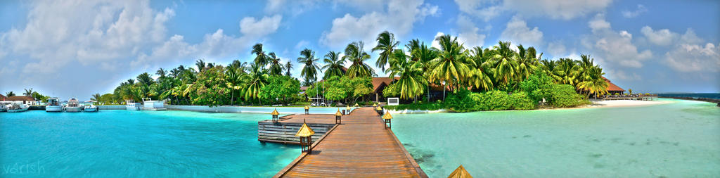 Kurumba Island by Varish
